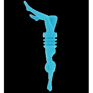 Flaschenverschluss - Diva - Blau