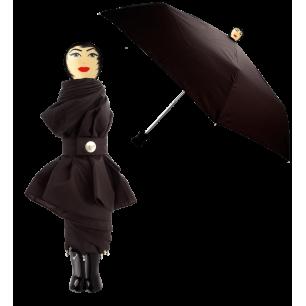 Taschenschirm - Rain Parade - Schwarz