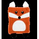 Taschenwärmer - Warmly Owl Pink