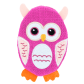 Owl Pink