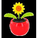 Solarfigur - Dancing Flowers