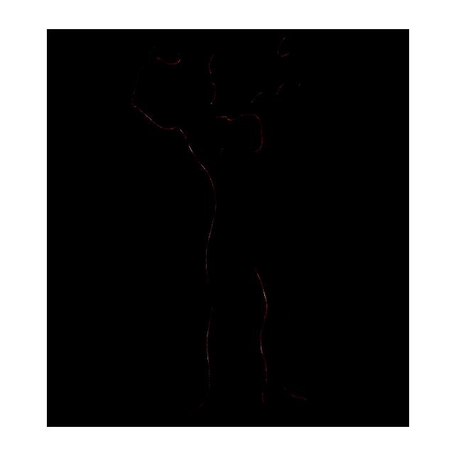 Bodybuilder - Décapsuleur Schwarz