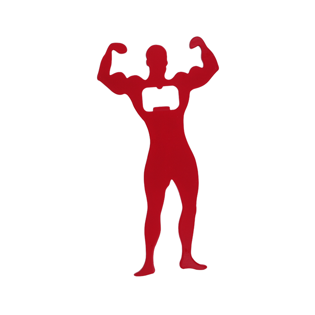 Bodybuilder - Décapsuleur Rot