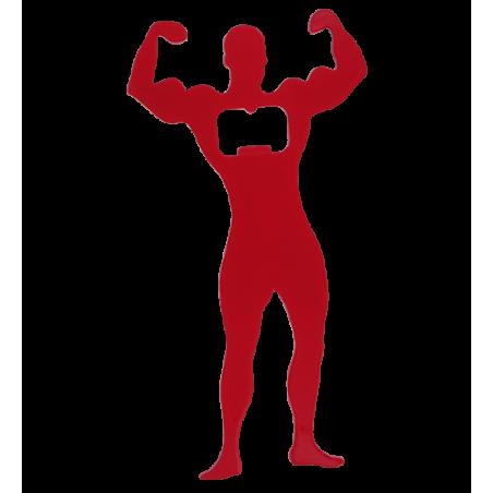 Bodybuilder - Apribottiglie Nero