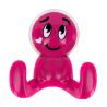 Suction hook - Buddy Face Pink
