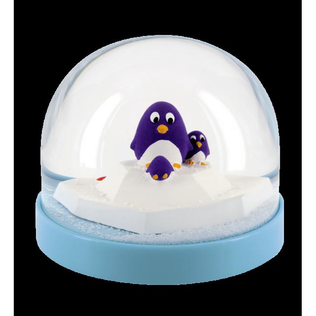 Palla con la neve - Blizzard Pinguino