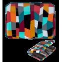 Zigarettenetui - Cigarette case Coquelicots