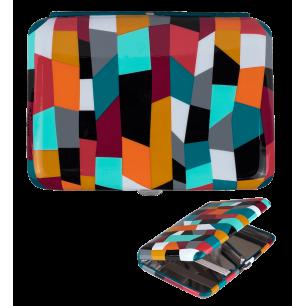 Zigarettenetui - Cigarette case - Accordeon