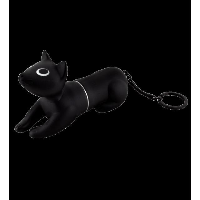 Taschen-Aschenbecher - Smoky Katze