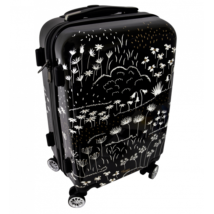 Cabin bag - TRO. Voyage 2 Black Board