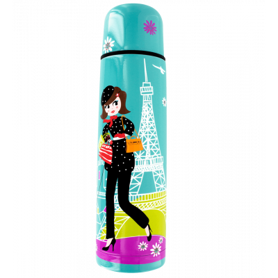 Bouteille thermos isotherme - Keep Cool - Parisienne