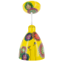 Lampe suspension - Globe Trotter Silver Spots