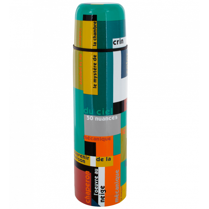 Bouteille thermos isotherme - Keep Cool Color
