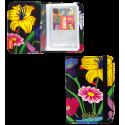 Porte cartes de visite - Keep My Contact Flowers