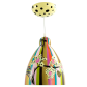 Ceiling light - Globe Trotter
