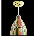 Lampada a sospensione - Globe Trotter Dahlia
