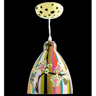 Lampada a sospensione - Globe Trotter - Orchid