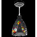 Lampe suspension - Globe Trotter Dahlia