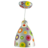 C. Globe Trotter - Lampe suspension Silver Spots