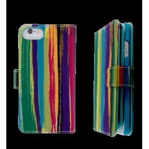 Custodia a portafoglio per iPhone 6, 6S - I Big Wallet