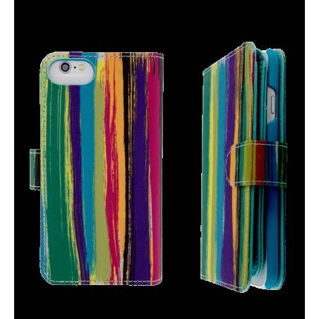 Klappdeckel für iPhone 6, 6S, 7 - I Big Wallet