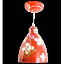C. Globe Trotter - Lampe suspension