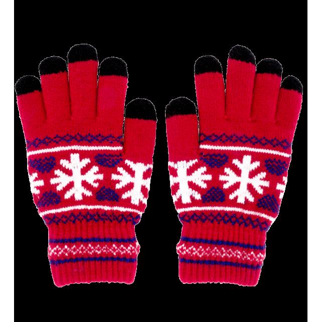 Touchscreen gloves - Hand in glove