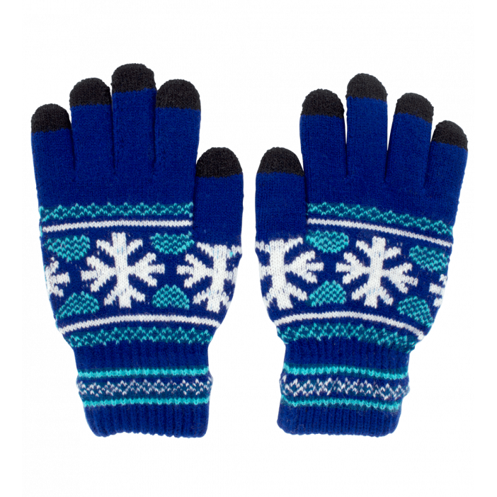 Guanti per touchscreen - Hand in glove Point de froid