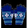 Gants pour écran tactile - Hand in glove Point de froid