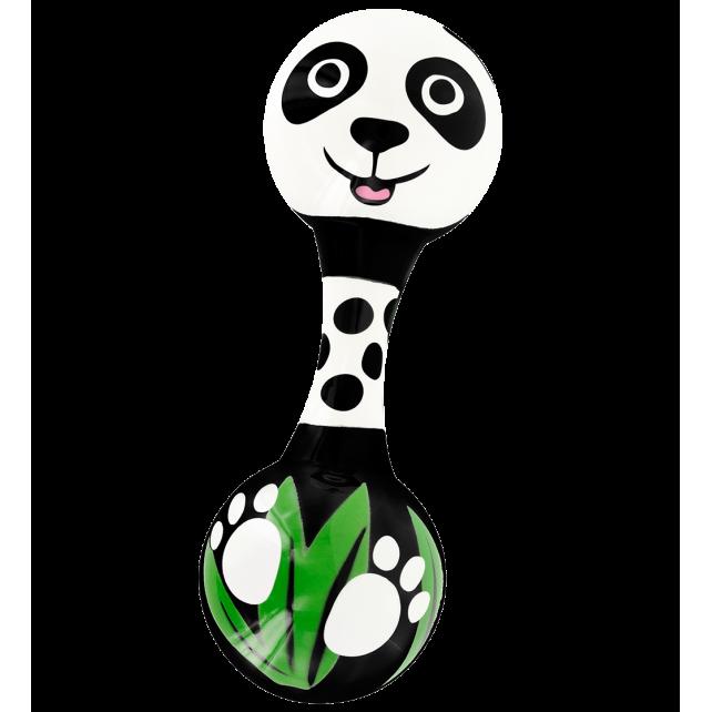Chica Chica - Hochet Maracas Panda