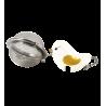 Teekugel - Tititweet Weiss