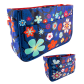 Bag in Bag - Organizer da borsetta Blue Flower
