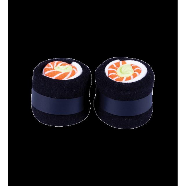 Chaussettes - Maki Socks Saumon