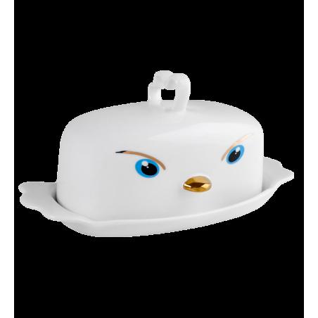 Butter dish - Butter Tweet