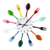 Clock - Couverts