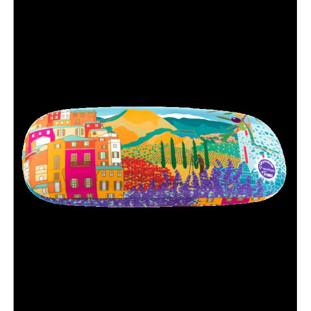 Étui à lunettes rigide - Beau Regard Provence