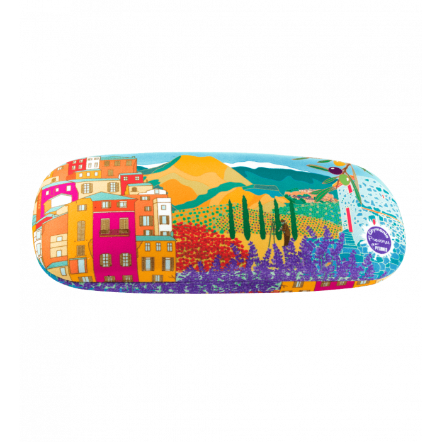 Hard glasses case - Beau Regard Provence