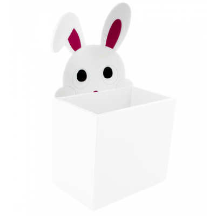 Magnettopf - Ani-pot - Rabbit