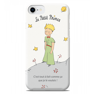 Coque pour iPhone 6S/7/8 - I Cover 6S/7/8 - Le Petit Prince