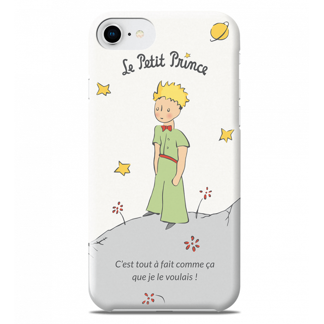 coque iphone 8 prince