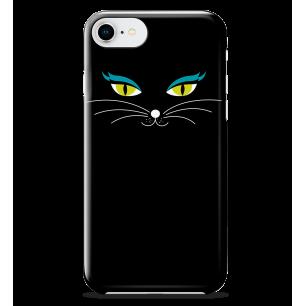 Schale für iPhone 6S/7/8 - I Cover 6S/7/8 - Black Cat