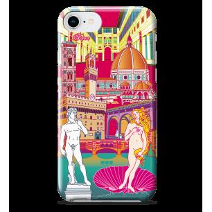 Schale für iPhone 6S/7/8 - I Cover 6S/7/8 - Florenz