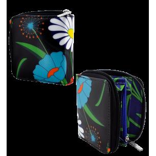 Petit portefeuille de voyage - voyage - Ikebana