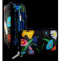 Portafoglio - Voyage Blue Flower