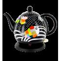 Wasserkocher mit UK Stecker - Byzance UK Dahlia