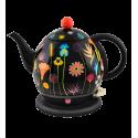 Wasserkocher mit UK Stecker - Byzance UK Coquelicots