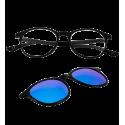 Lunettes de vue clip solaire 150