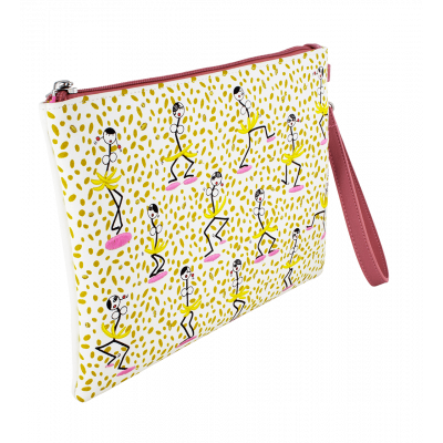 Hand pouch - Brody - Pochette Party - Joséphine