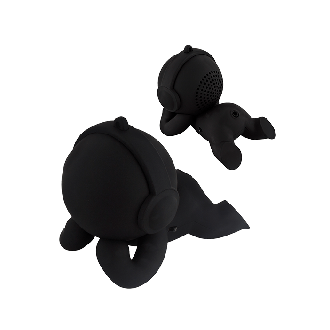 Mini enceinte - Relax boy Noir