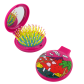 2 in 1 hairbrush and mirror - Lady Retro Venitienne